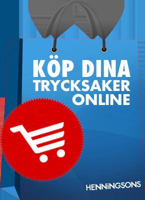 Köp trycksaker i våra e-butik